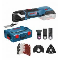 Аккумуляторный мультитул Bosch GOP 18 V-EC L-BOXX